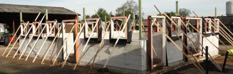 Nieuwbouw schuur Ruurlo